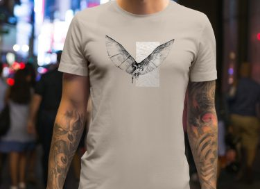 Image for Camiseta Formas de Voar